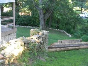 My stone wall