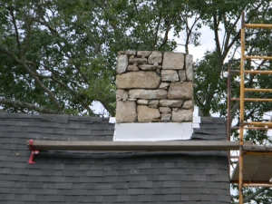 Now this is a chimney that Santa can fit in!